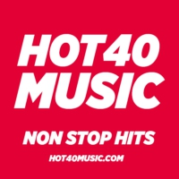 Logo of radio station Hot40Music