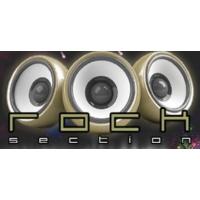 Logo of radio station Music base - Rock section