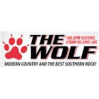 Logo de la radio CKCQ The Wolf