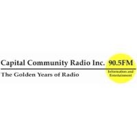 Logo of radio station Capital Community Radio