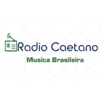 Logo of radio station Radio Caetano