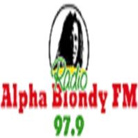 Logo de la radio Alphablondy Fm