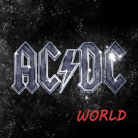 Logo of radio station AC/DC World