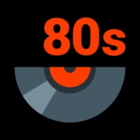 Logo of radio station Hits Music 80