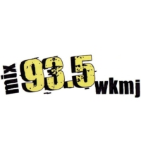 Logo of radio station Mix 93 WKMJ