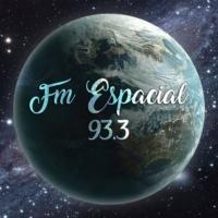 Logo of radio station FM Espacial 93.3