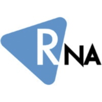 Logo of radio station RNA