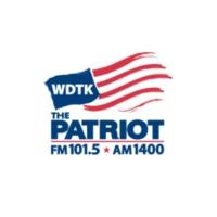 Logo de la radio WDTK AM 1400