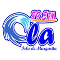 Logo de la radio Ola 89.5 FM Valencia