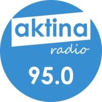 Logo de la radio Aktina Radio 95