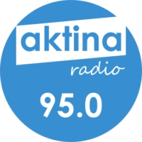 Logo of radio station Aktina Radio 95