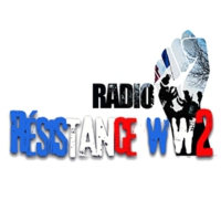 Logo of radio station résistance-radio-ww2