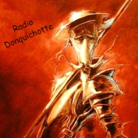 Logo of radio station Radio Don Quichotte