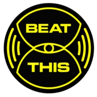 Logo of radio station Beat This Radio