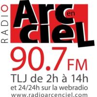 Logo of radio station Radio Arc-en-Ciel