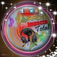 Logo of radio station Radio Impacto Total