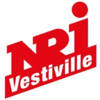 Logo of radio station NRJ Vestiville