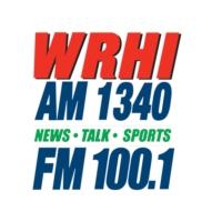 Logo de la radio WRHI FM 100.1