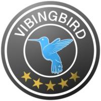 Logo de la radio Vibingbird