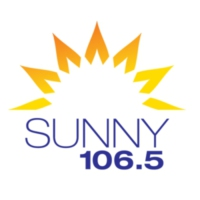 Logo of radio station KSNE-FM Sunny 106.5