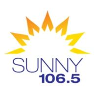 Logo of radio station KSNE-FM Sunny 106.5