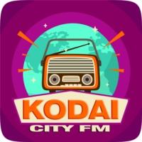Logo de la radio Kodaicity FM