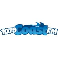 Logo of radio station CKPP 107.9 Coast FM