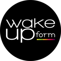 Logo de la radio Wake Up Form