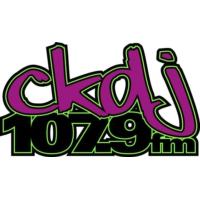 Logo de la radio CKDJ 107.9