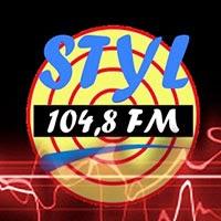 Logo de la radio Styl FM 104.8