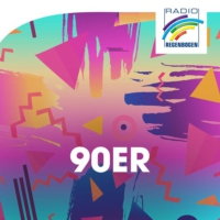 Logo of radio station Radio Regenbogen 90er