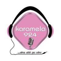 Logo of radio station Karamela 92.4
