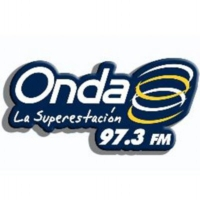 Logo of radio station ONDA 97.3 FM - La Superestación