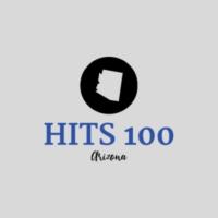 Logo de la radio Hits 100 Arizona