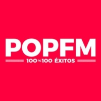 Logo of radio station POPFM