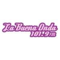 Logo of radio station XEAD La Buena Onda