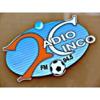 Logo of radio station RNA Radio Cinco