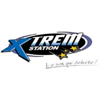 Logo of radio station Xtrem Station