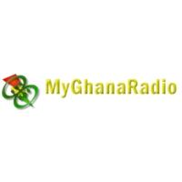 Logo of radio station MyGhanaRadio