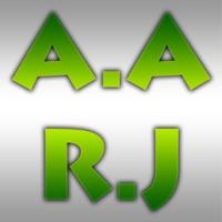 Logo of radio station A.A.R.J