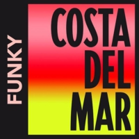 Logo of radio station Costa Del Mar - Funky