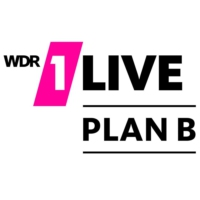 Logo of radio station 1LIVE Plan B