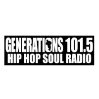 Logo of radio station Générations Lyon