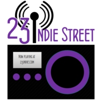 Logo of radio station 23 Indie Street