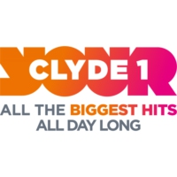 Logo of radio station Clyde 1