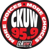 Logo de la radio 95.9 CKUW
