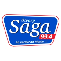 Logo de la radio Útvarp Saga