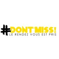 Logo of radio station DontMiss Radio