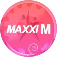 Logo de la radio Maxxi M