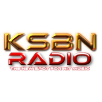Logo of radio station KSBN Radio